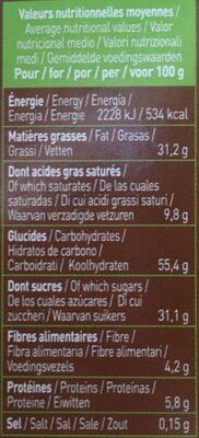 Biscuits Twibio Double Chocolat Au Lait Bio & équitable - 7
