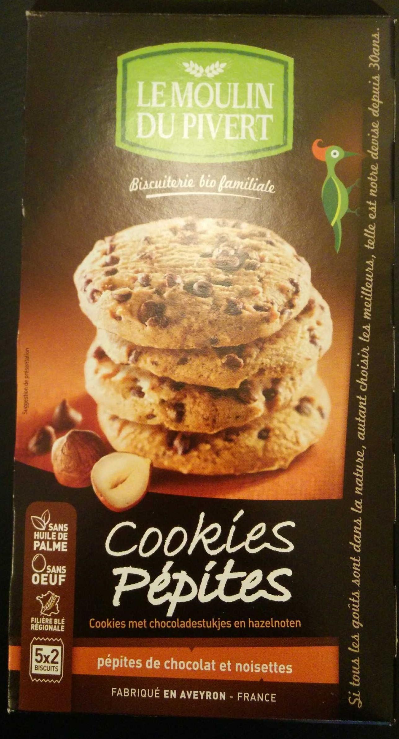 Cookies Pépites - Produit