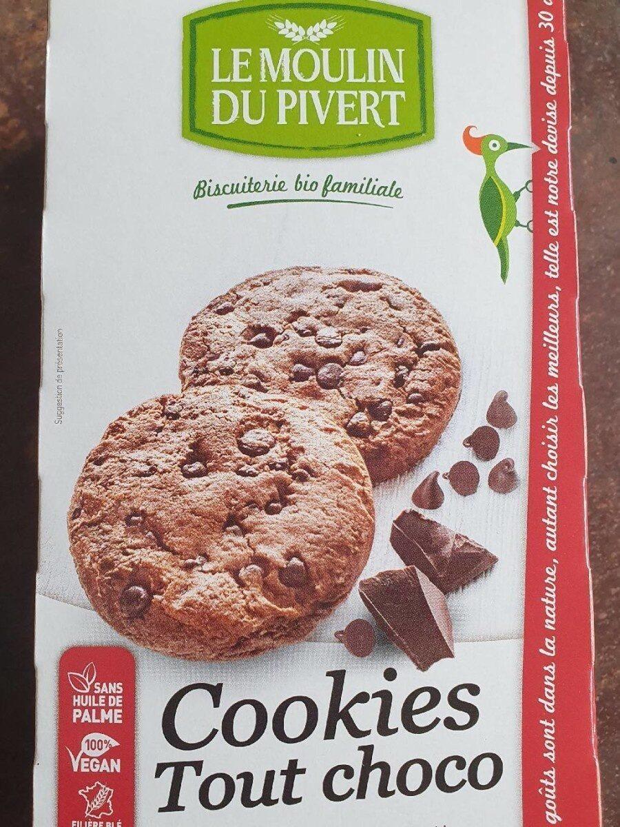 Cookies tout choco - 产品 - fr