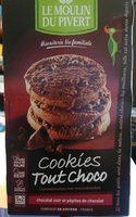 Cookies Tout choco - Chocolat Noir et Pépites de Chocolat - Product