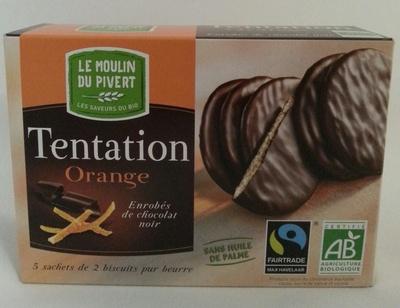 Tentation orange - Producto