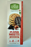 Plaisir noisette chocolat noir - Produit