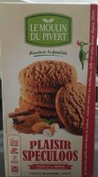 Biscuits speculoos - Product