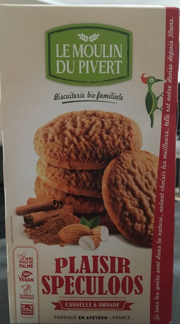 Biscuits speculoos - Produit