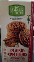 Sablés au spéculoos - Cannelle & amande - Product - fr