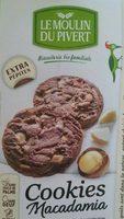 Cookies Macadamia - Product