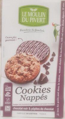 Cookies Nappés - Product - fr