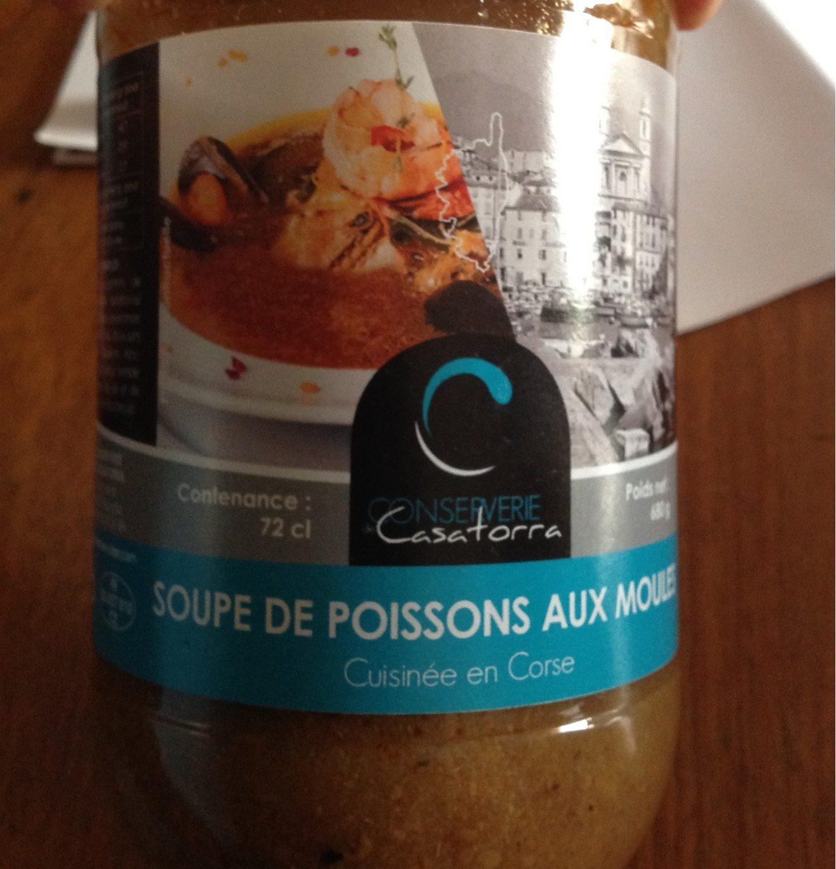 Soupe de poisson - Product - fr