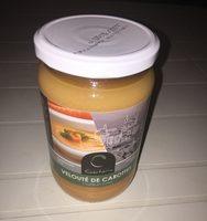 Velouté de carottes - Produit - fr