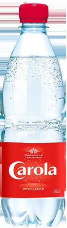 CAROLA Rouge Fortement Pétillante PET 50cl - Produit