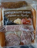 Choucroute garnie au riesling - Produit - fr