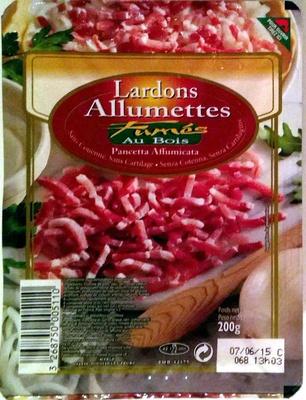 Lardons allumettes - Product