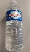 Cristaline Eau de source - Product - fr