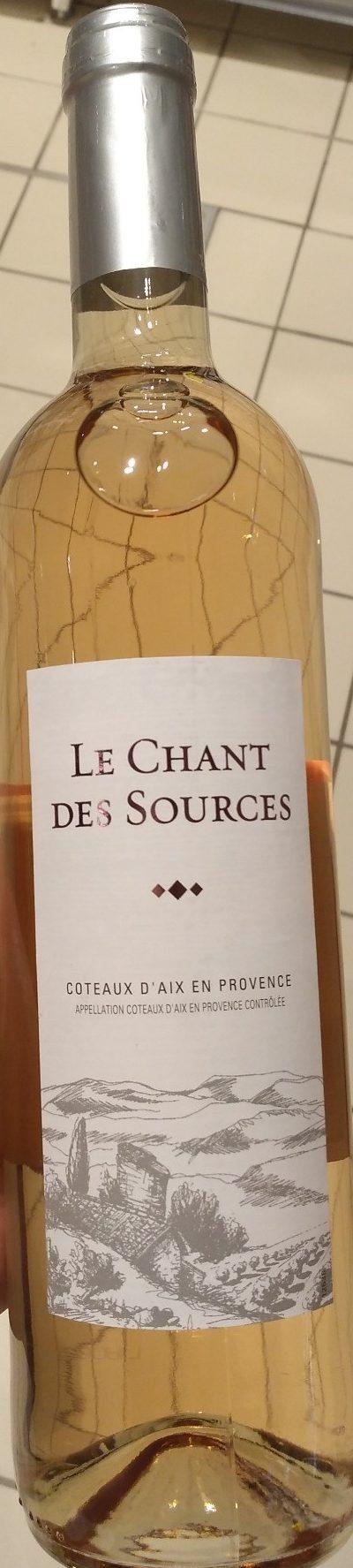 Le Chant des Sources - Product - fr