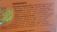 Galette des rois - Ingrediënten - fr