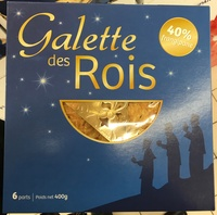 Galette des Rois 40% Frangipane - Product - fr
