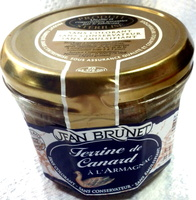 Terrine de canard à l'Armagnac - Product - fr