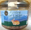Terrine de lapin au romarin - Product