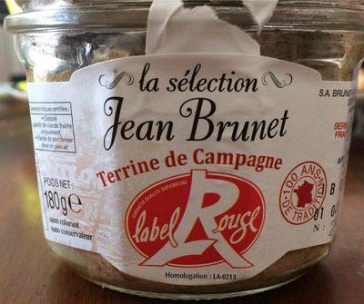 Terrine de Campagne - Produit