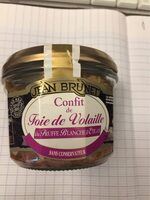 Foir de volaille a la truffe blanche - Prodotto - fr