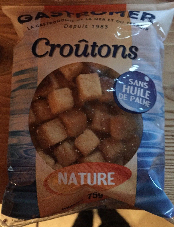 Croûtons Gastromer Nature, 75g - Produit - fr