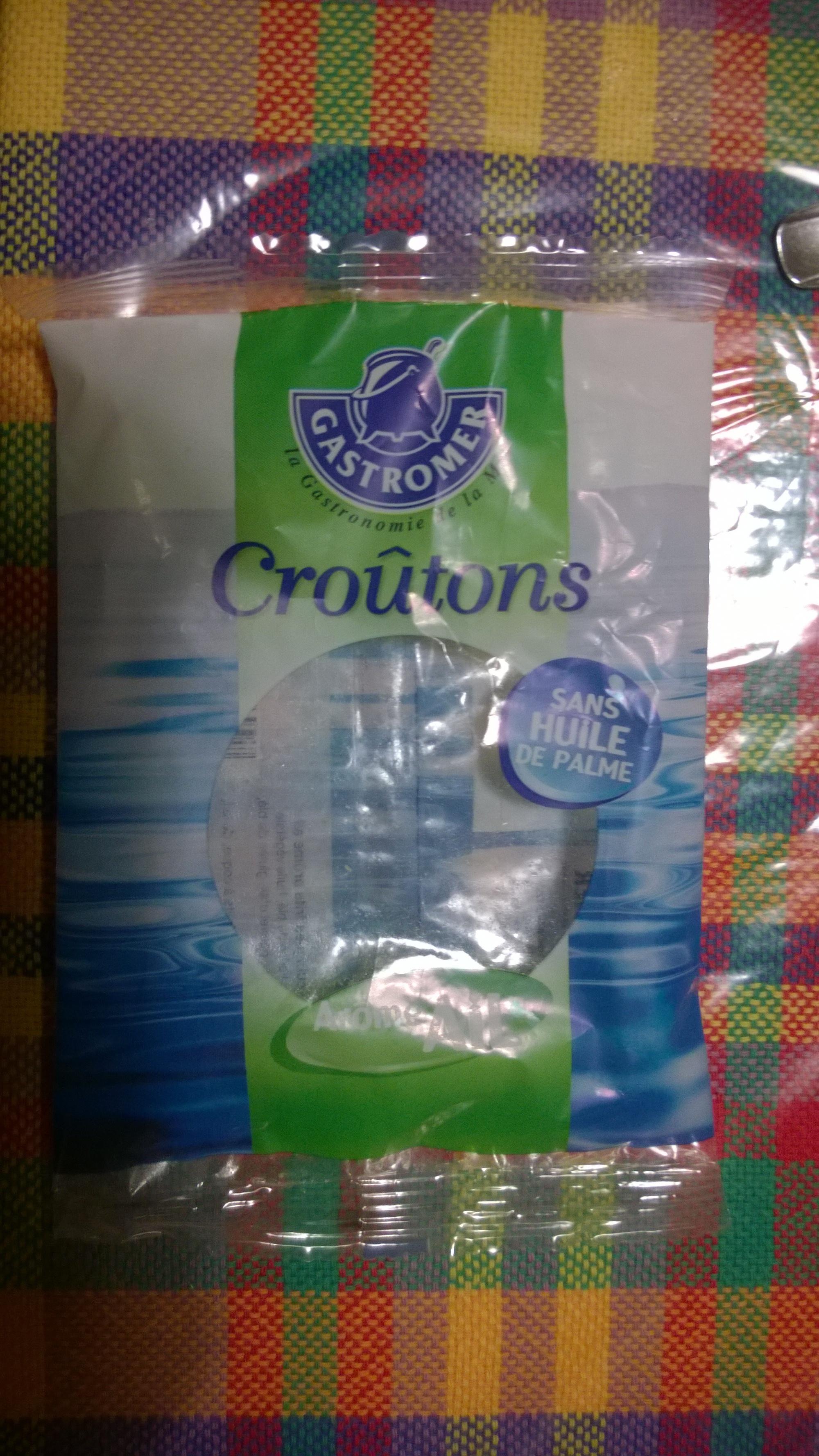 Croûtons - Produit - fr