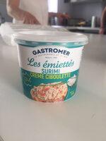 Emiettés surimi crème ciboulette GASTROMER - Produit - fr