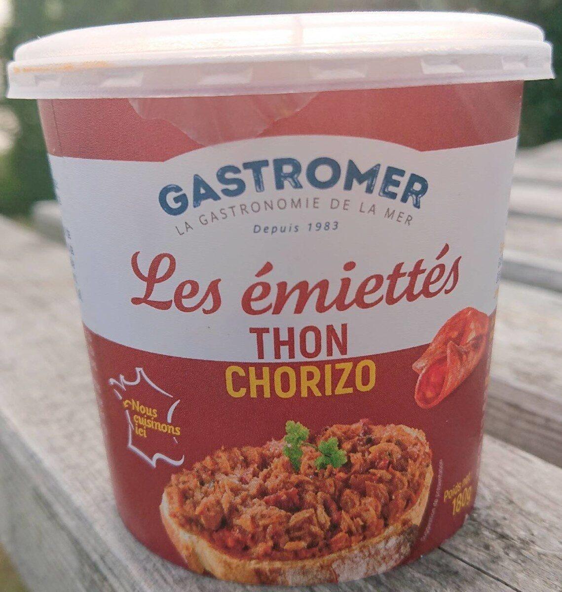 Les émiettés thon chorizo - Product
