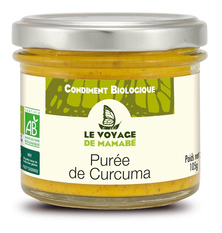 Puree De Curcuma 105G - Product