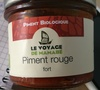 Piment rouge fort - Product