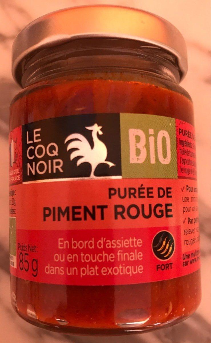 Purée de piment rouge - Produit - fr