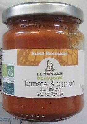 Tomate & oignon aux épices - Produit - fr