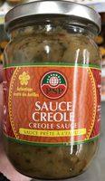 Sauce créole - Produit