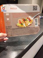 Paella - Ingredients