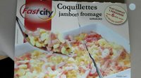 Coquillettes jambon fromage - Product