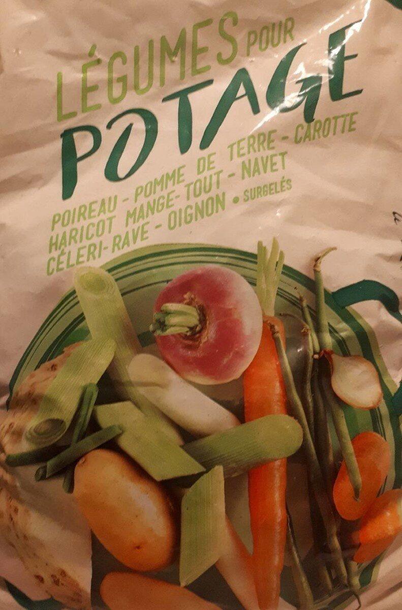 Légumes pour potage - Prodotto - fr