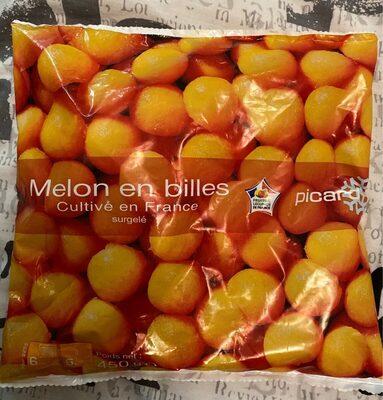 Melon en Billes - Produit - fr
