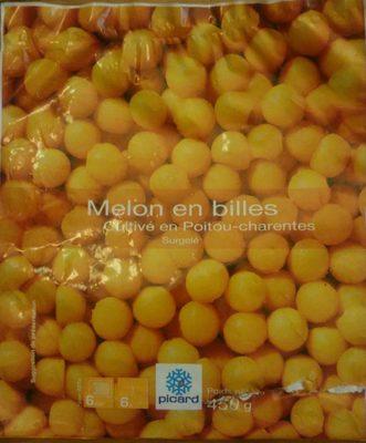 Melon en Billes - Produit