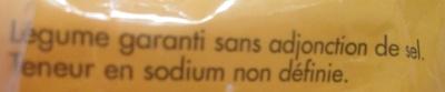 Maïs Doux en Épis - Ingrédients - fr