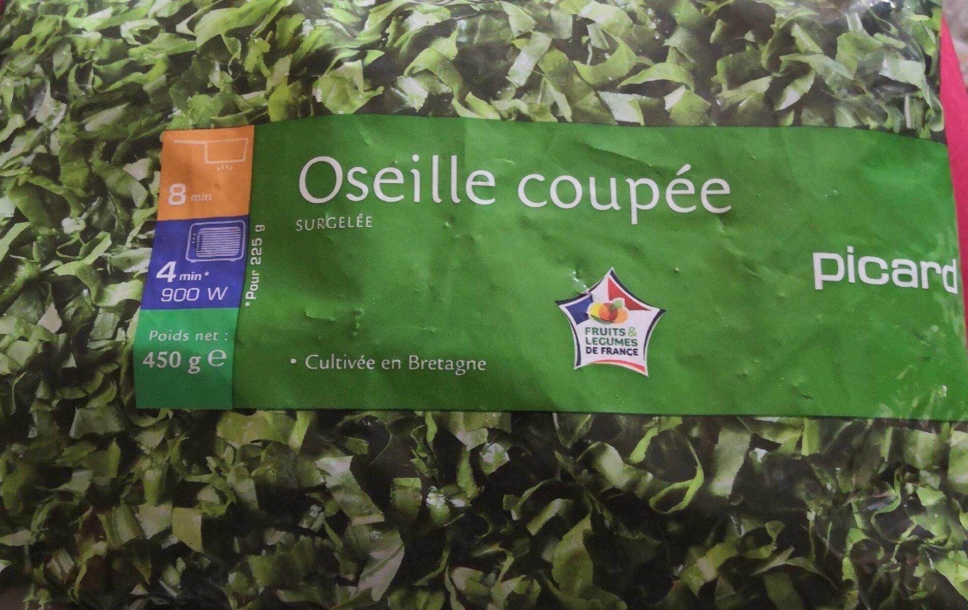 Oseille Coupée - Produit - fr