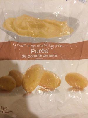 Purée de pomme de terre - Product - fr