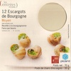 12 Escargots de Bourgogne Moyen - surgelés 70 g - Produit