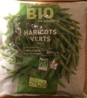 Haricots verts, non calibrés, surgelés - Product - fr