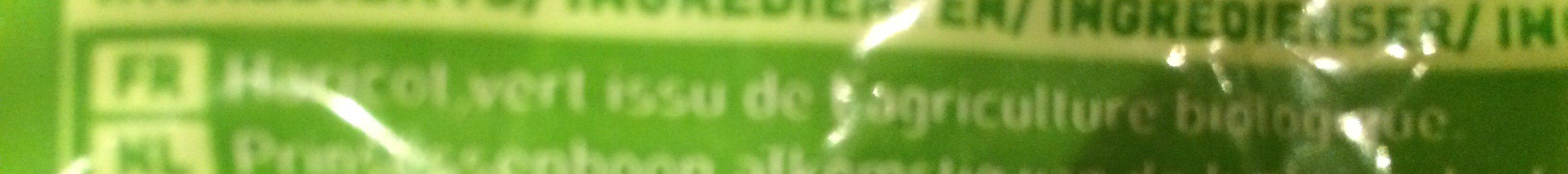 Haricots verts, non calibrés, surgelés - Ingrediënten - fr