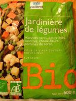 Jardinière Bio De Légumes 600g - Prodotto - fr