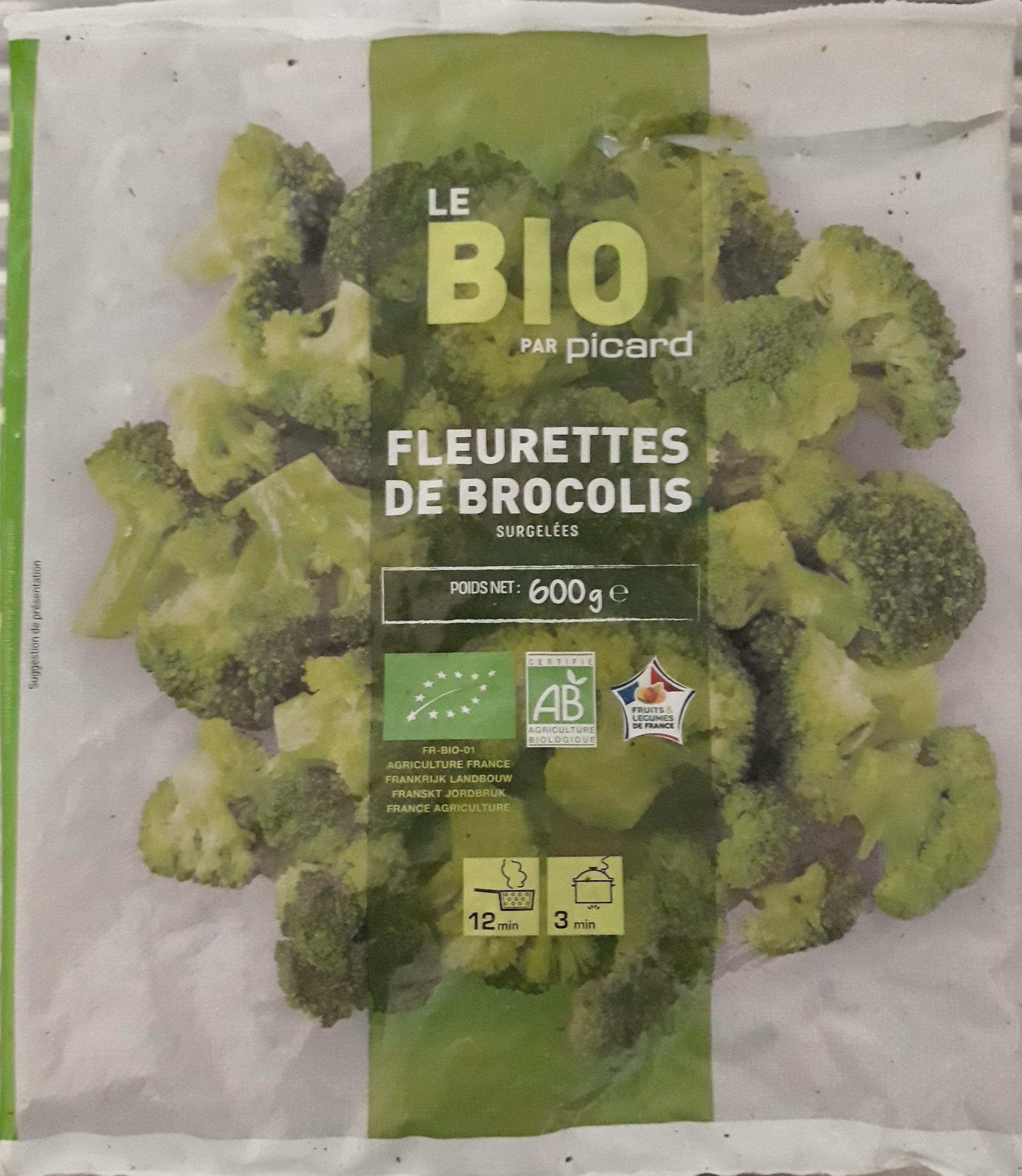 Fleurettes de brocolis - Produit - fr