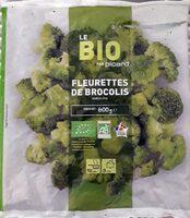 Fleurettes de brocolis Bio - Produit - fr