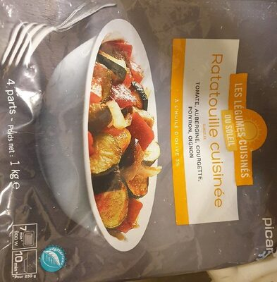 Ratatouille cuisinée - Prodotto