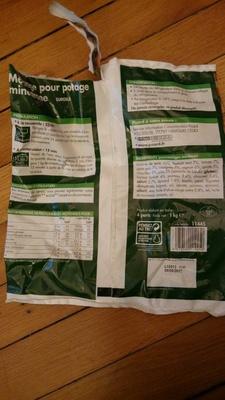 Mélange pour Potage Minestrone - Product - en