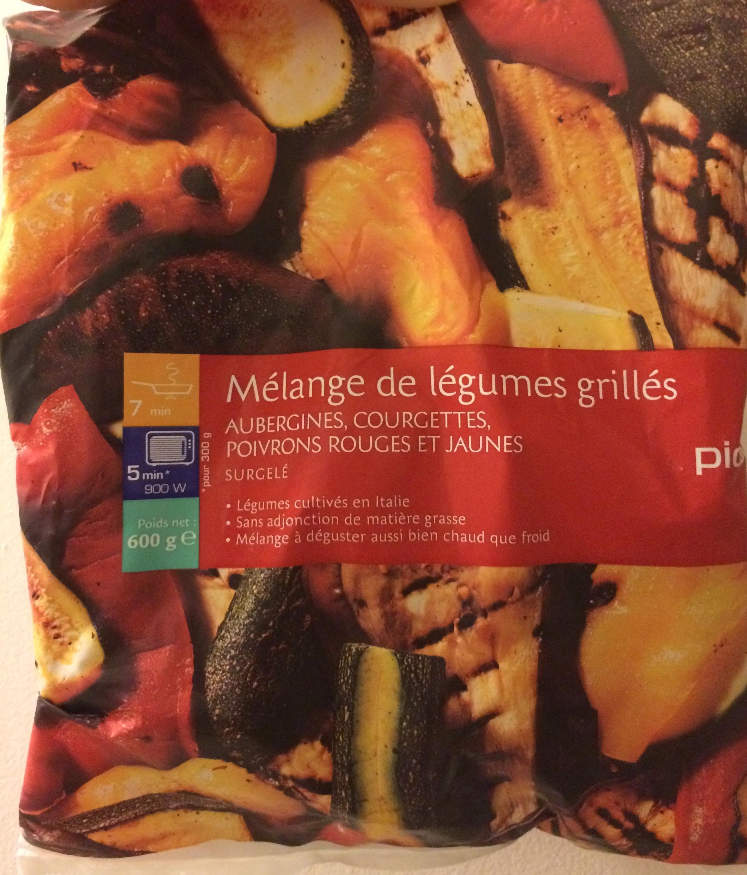 Mélange de légumes grilles - Product